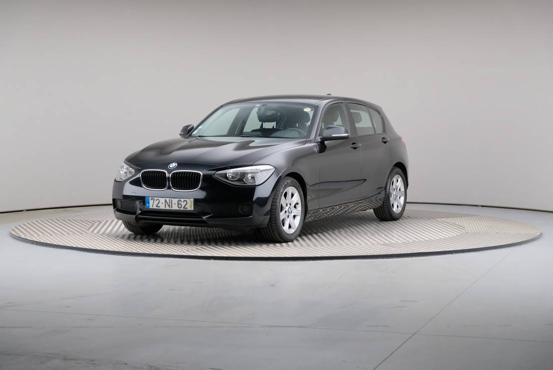 BMW 1 Serie 116d EfficientDynamics Edition, 360-image35