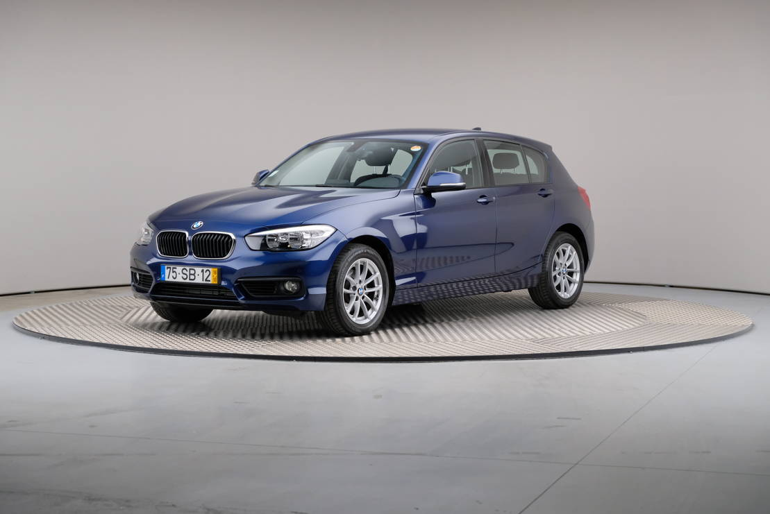 BMW 1 Serie 118d, Advantage, 360-image0