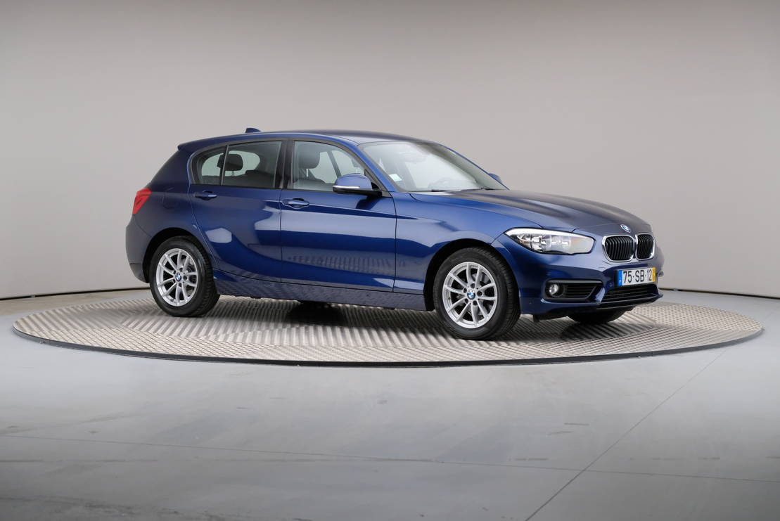 BMW 1 Serie 118d, Advantage, 360-image27