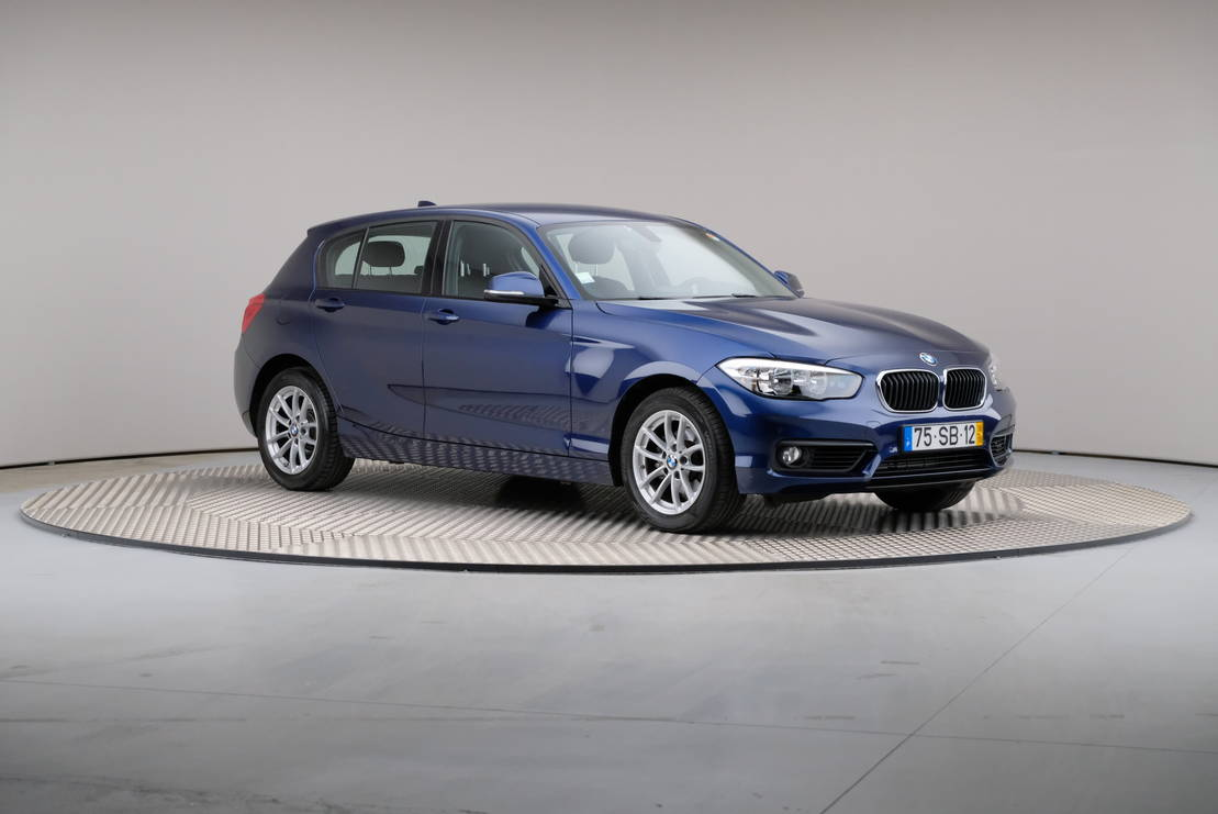 BMW 1 Serie 118d, Advantage, 360-image28