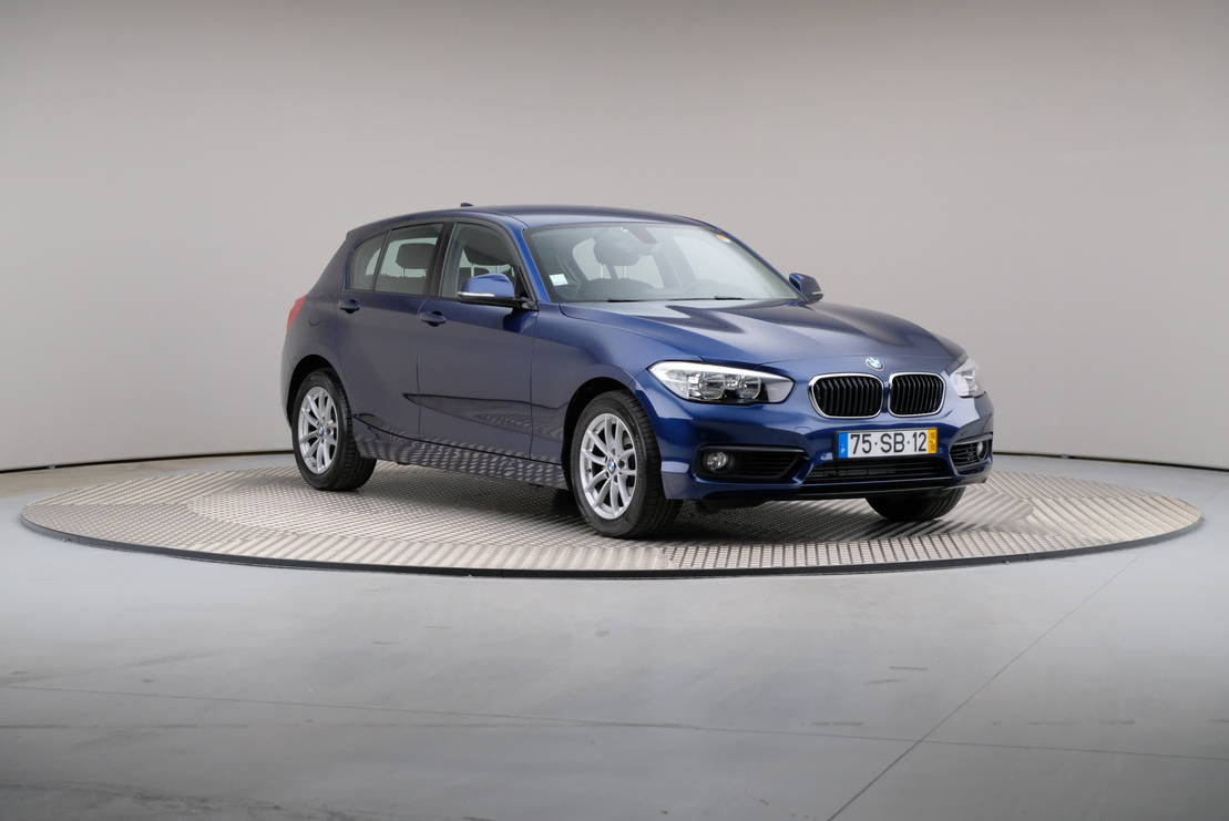 BMW 1 Serie 118d, Advantage, 360-image29