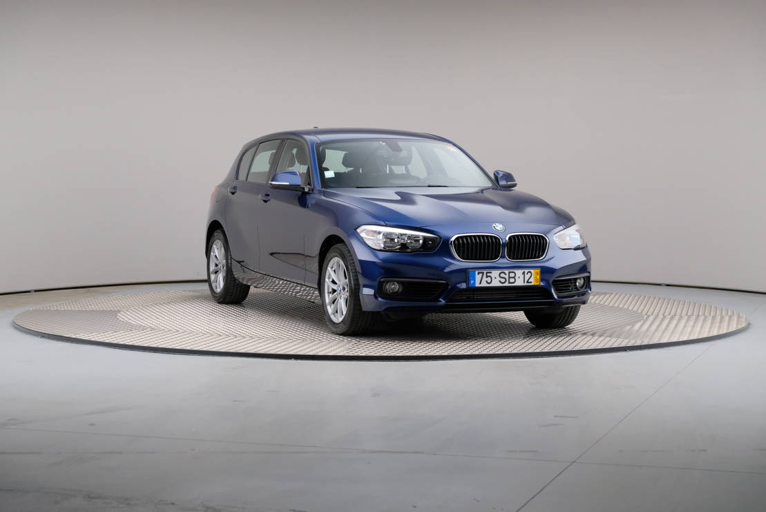 BMW 1 Serie 118d, Advantage, 360-image30