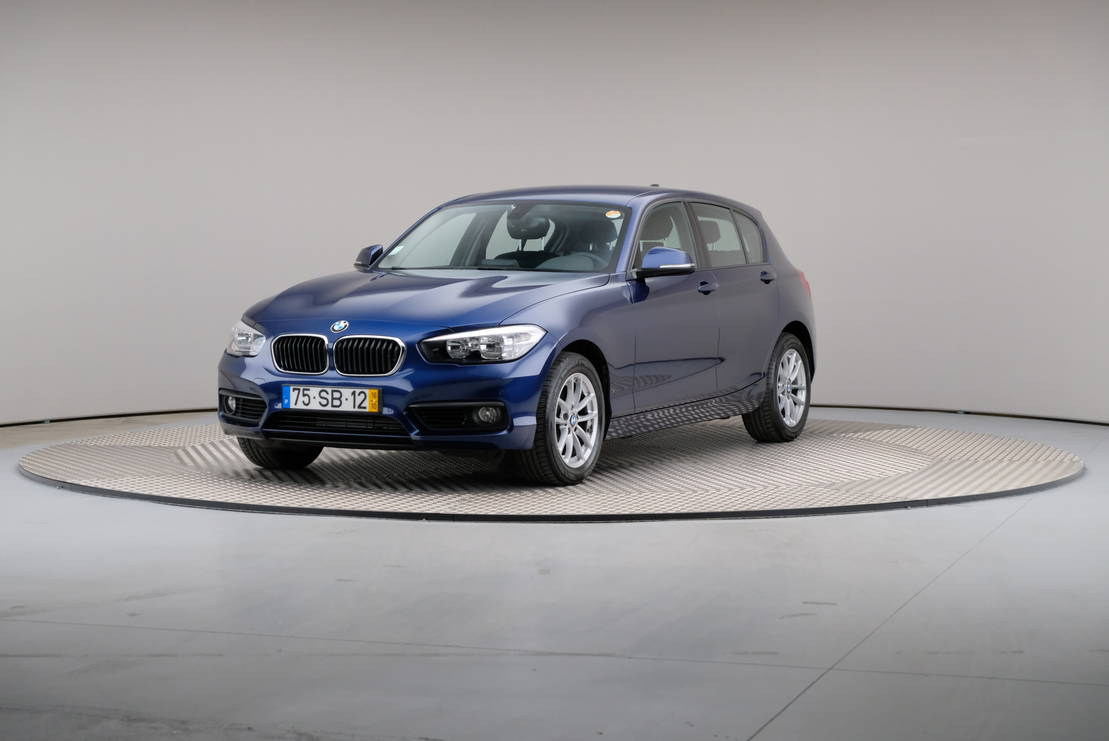 BMW 1 Serie 118d, Advantage, 360-image35