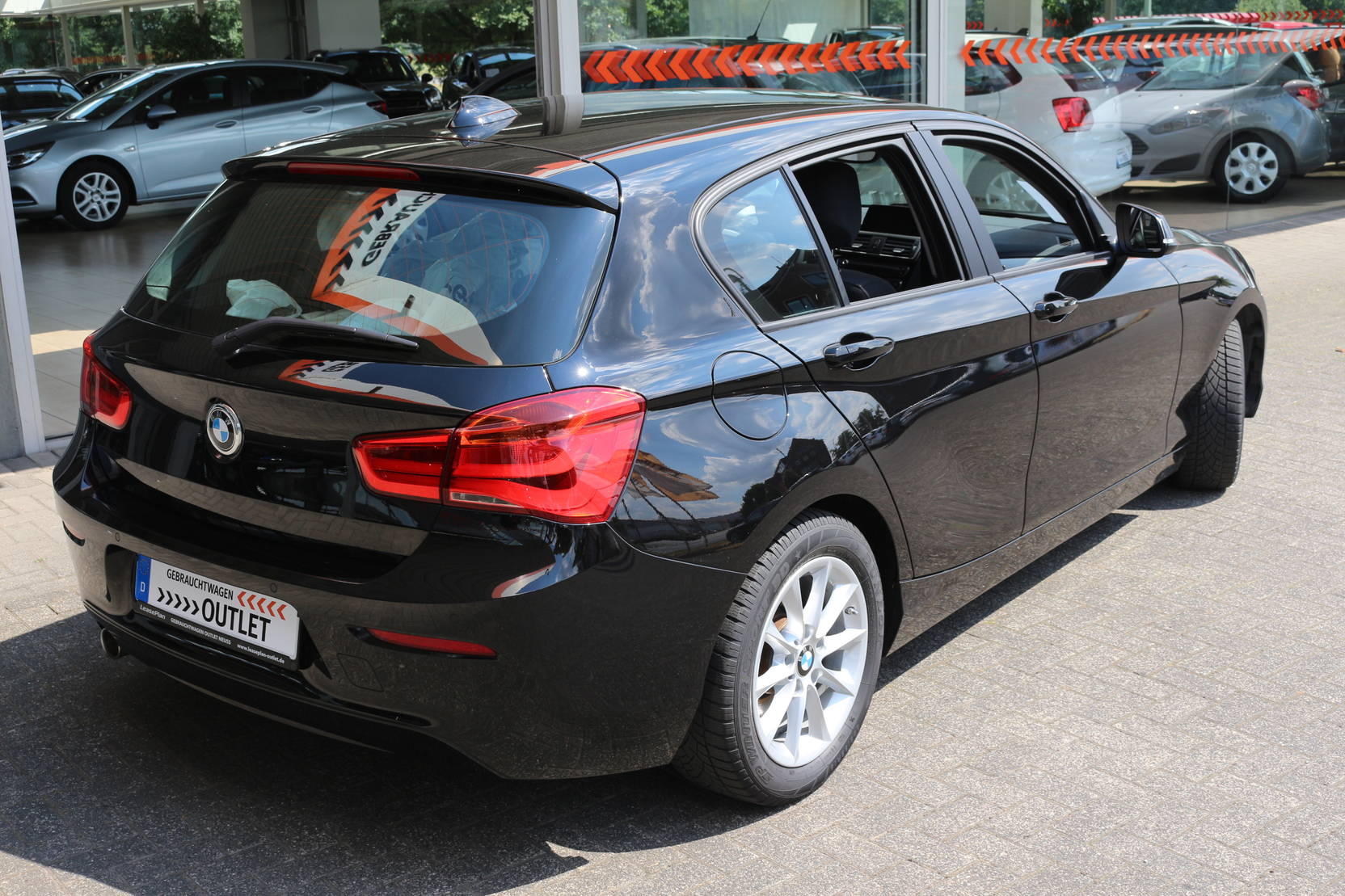 BMW 1 Serie 116d EfficientDynamics Edition Advantage (638277) detail2