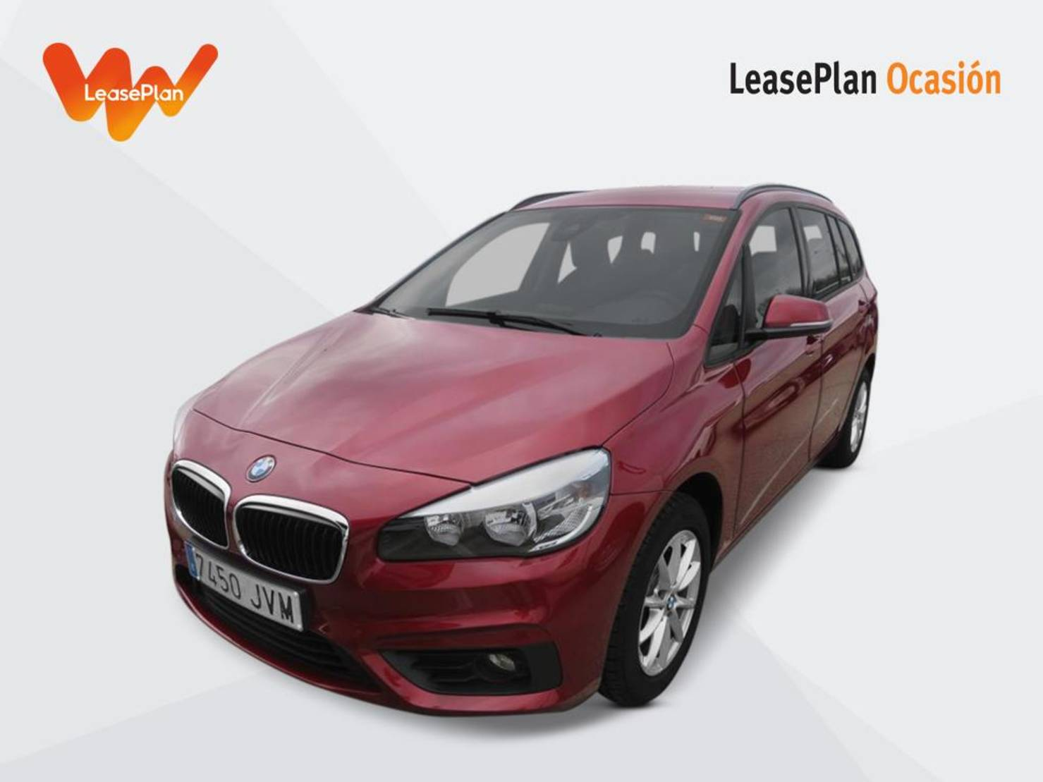 BMW 2 Gran Tourer 216d detail1