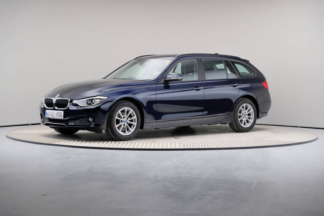 BMW 3 Serie Touring 318d, 360-image0