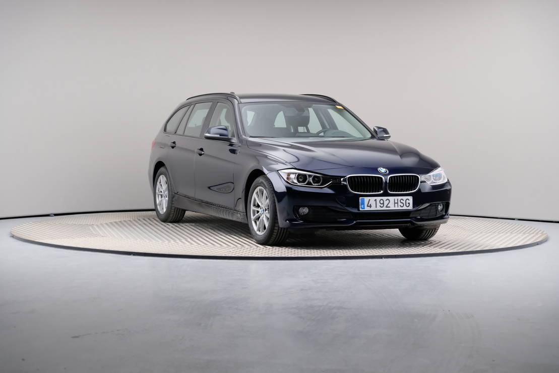 BMW 3 Serie Touring 318d, 360-image29