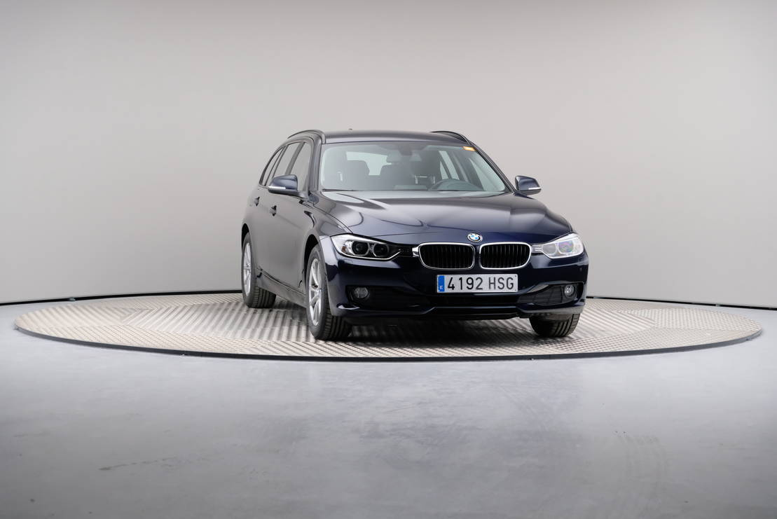 BMW 3 Serie Touring 318d, 360-image30