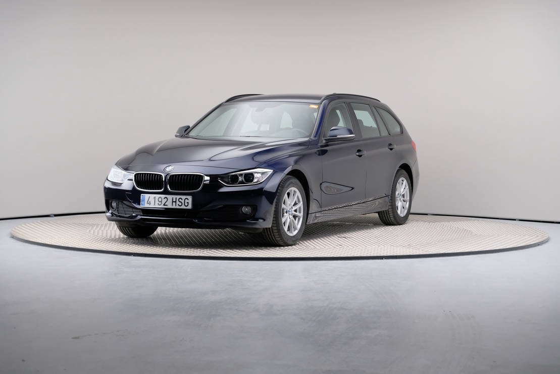 BMW 3 Serie Touring 318d, 360-image34