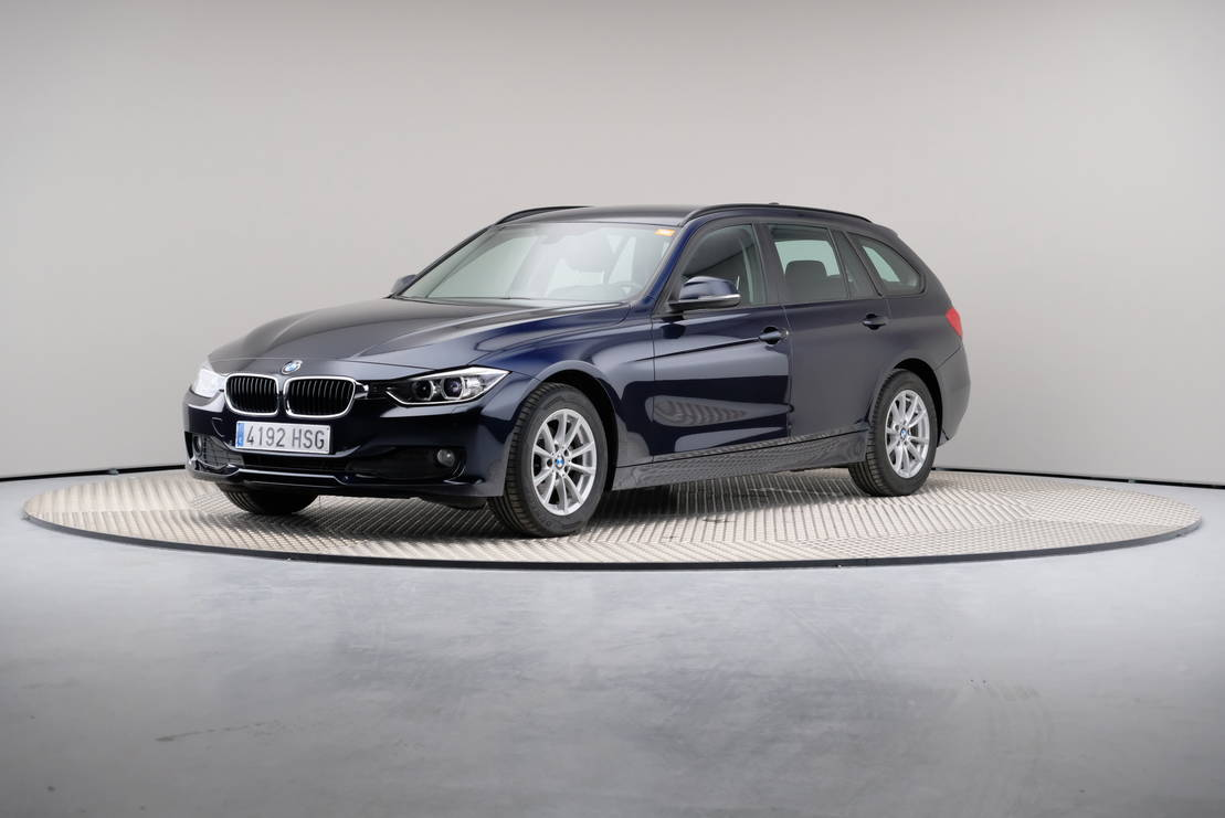 BMW 3 Serie Touring 318d, 360-image35