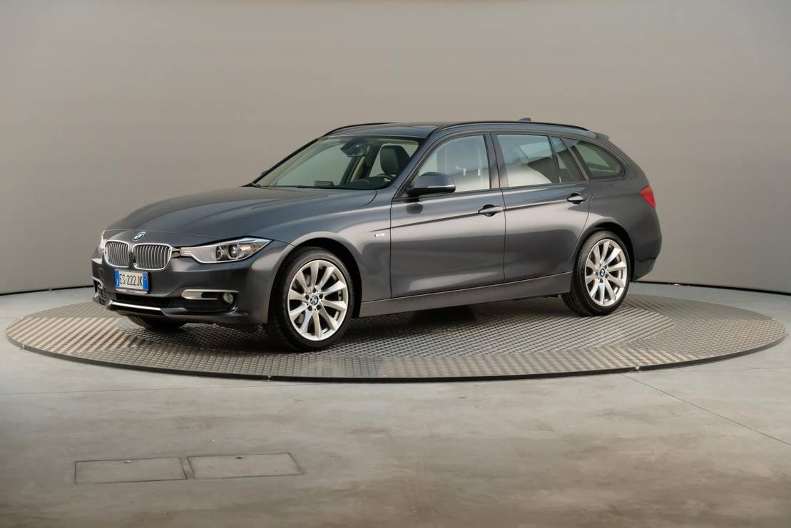 BMW 3 Serie 320d touring Modern, 360-image0