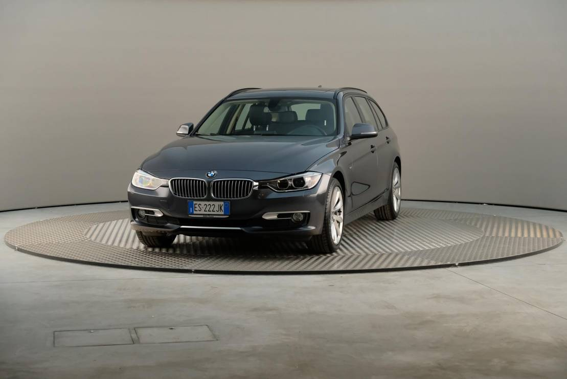 BMW 3 Serie 320d touring Modern, 360-image33