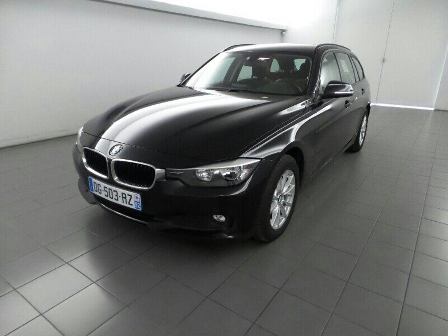 BMW 3 Serie Touring 316d 116 ch 119 g, Business detail1