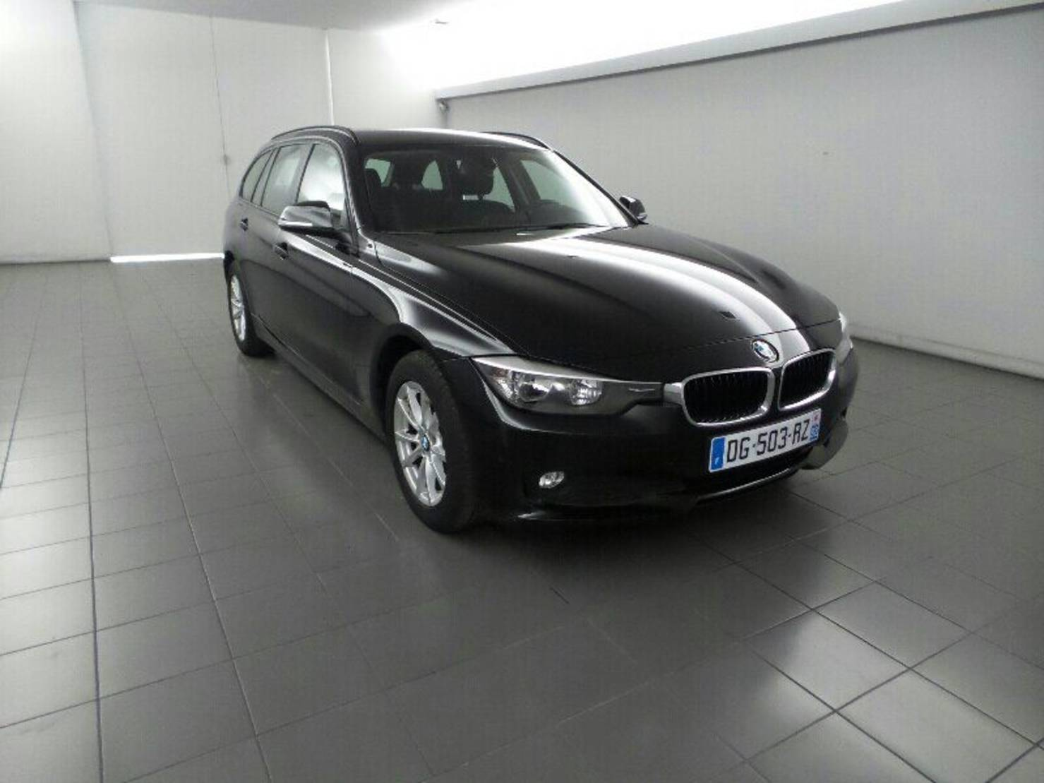 BMW 3 Serie Touring 316d 116 ch 119 g, Business detail2