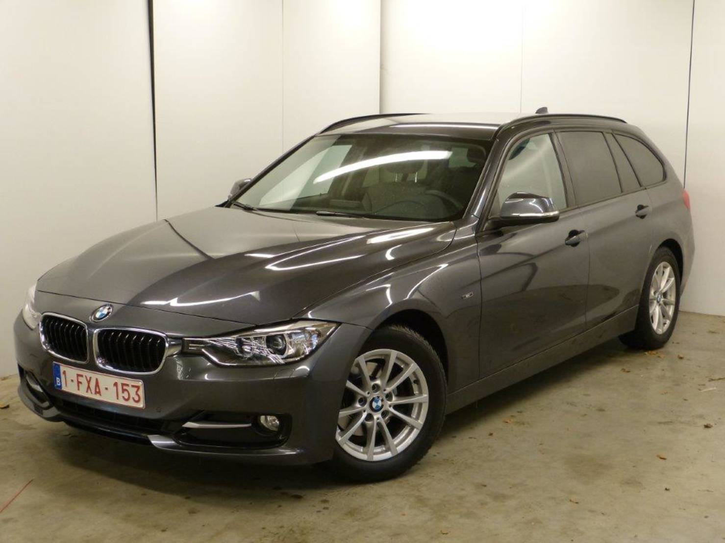 Second Hand Bmw 3 Serie 320 D Efficientdynamics Edition