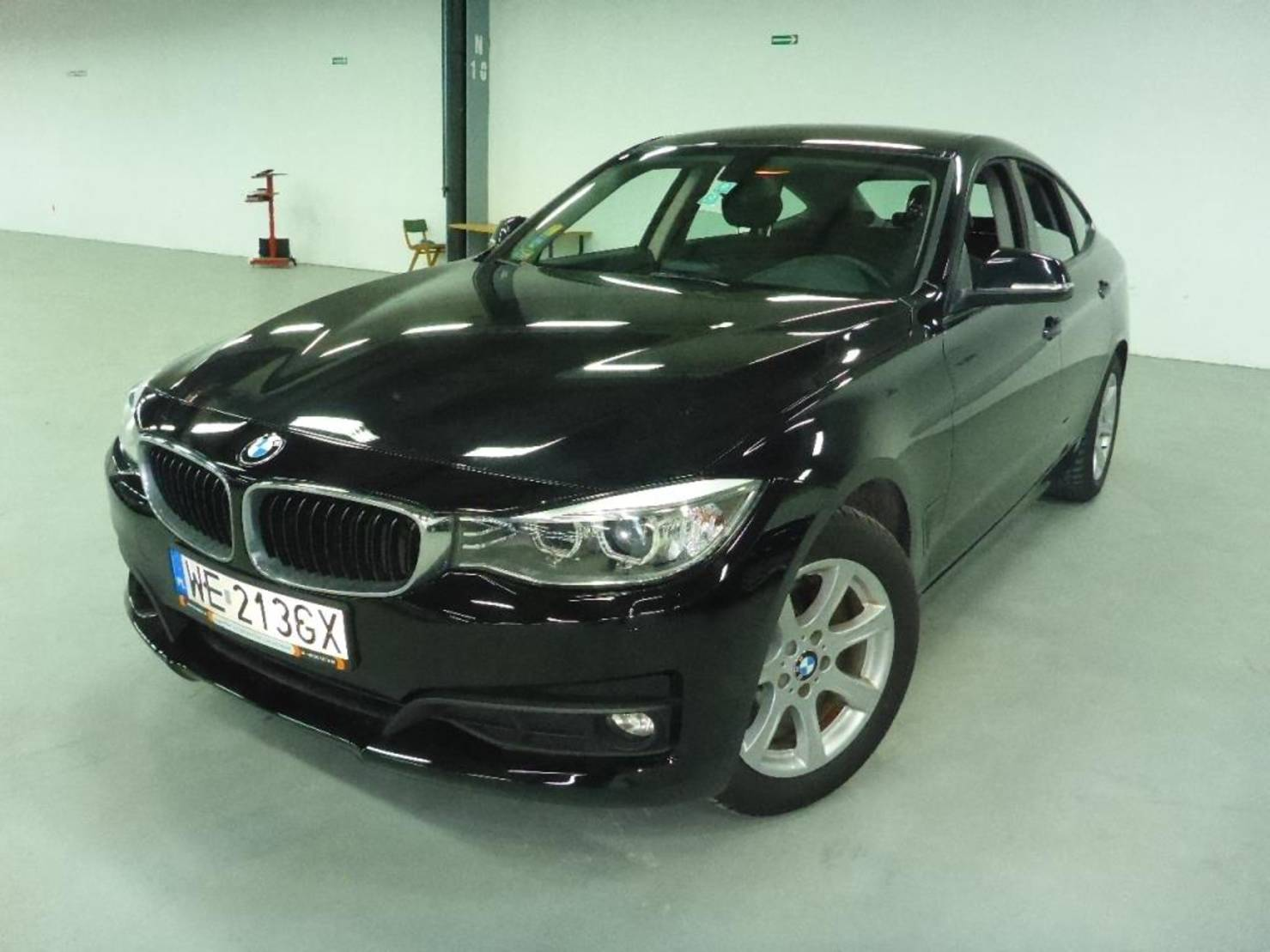 BMW 3 Serie 320d xDrive GT 184KM Salon PL detail1