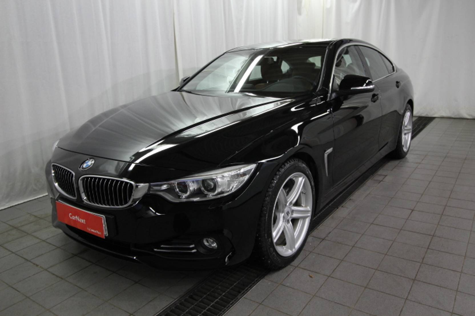 BMW 4 Serie 420i T Gran Coupe A Business Luxury detail1