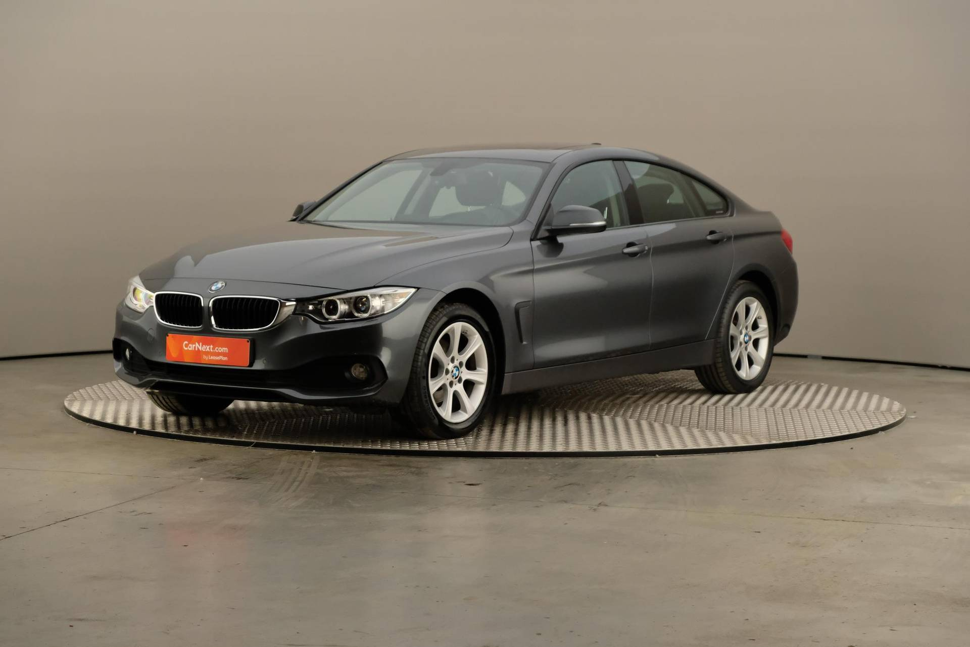 BMW 4 420i Gran Coupe xDrive Aut. XENON LEDER/CUIR GPS PDC CAMERA..., 360-image35