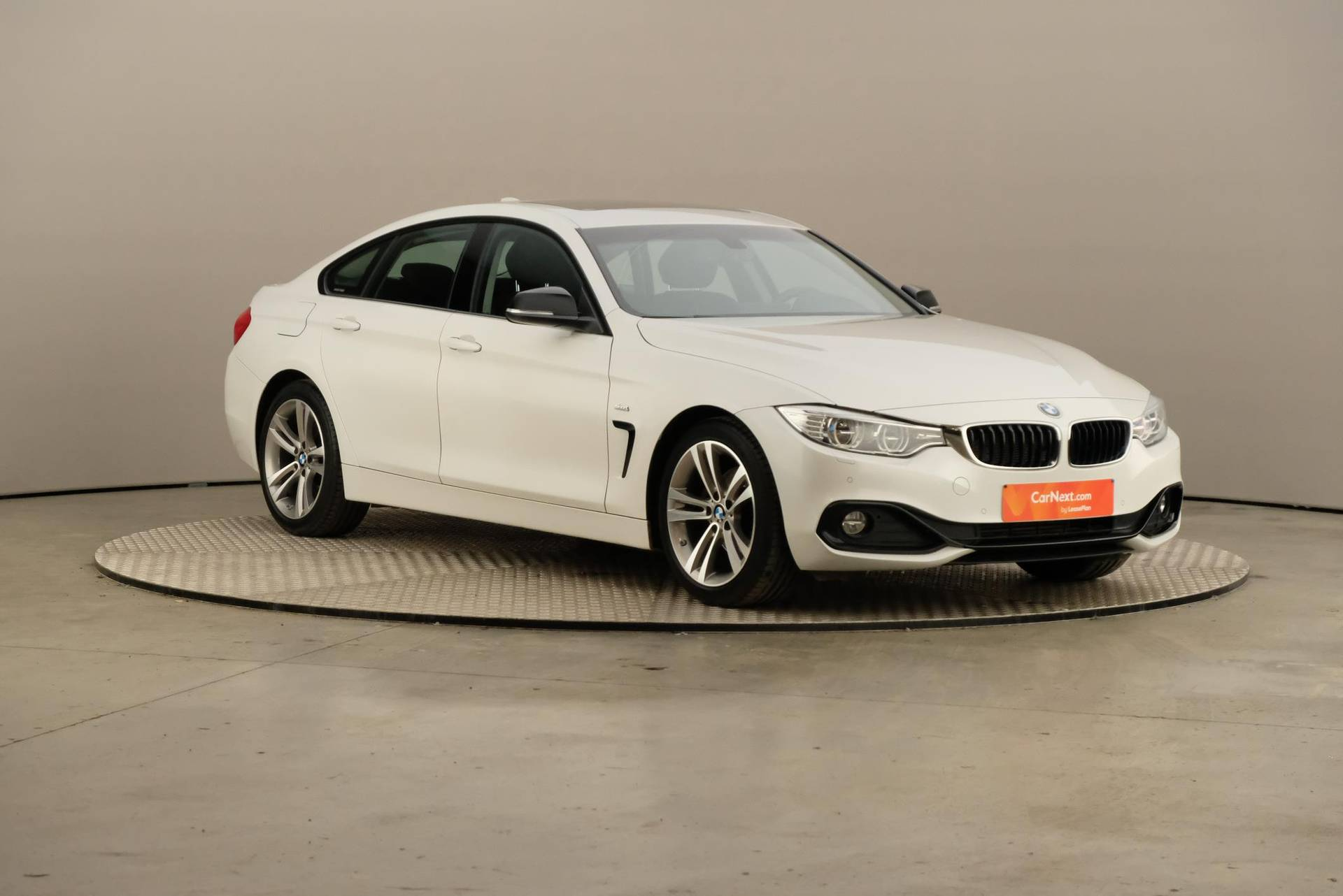 BMW 4 gran coupé 420 dA SPORT LINE LED GPS PROF PDC OPEN DAK/TO HARMAN KARDON, 360-image28