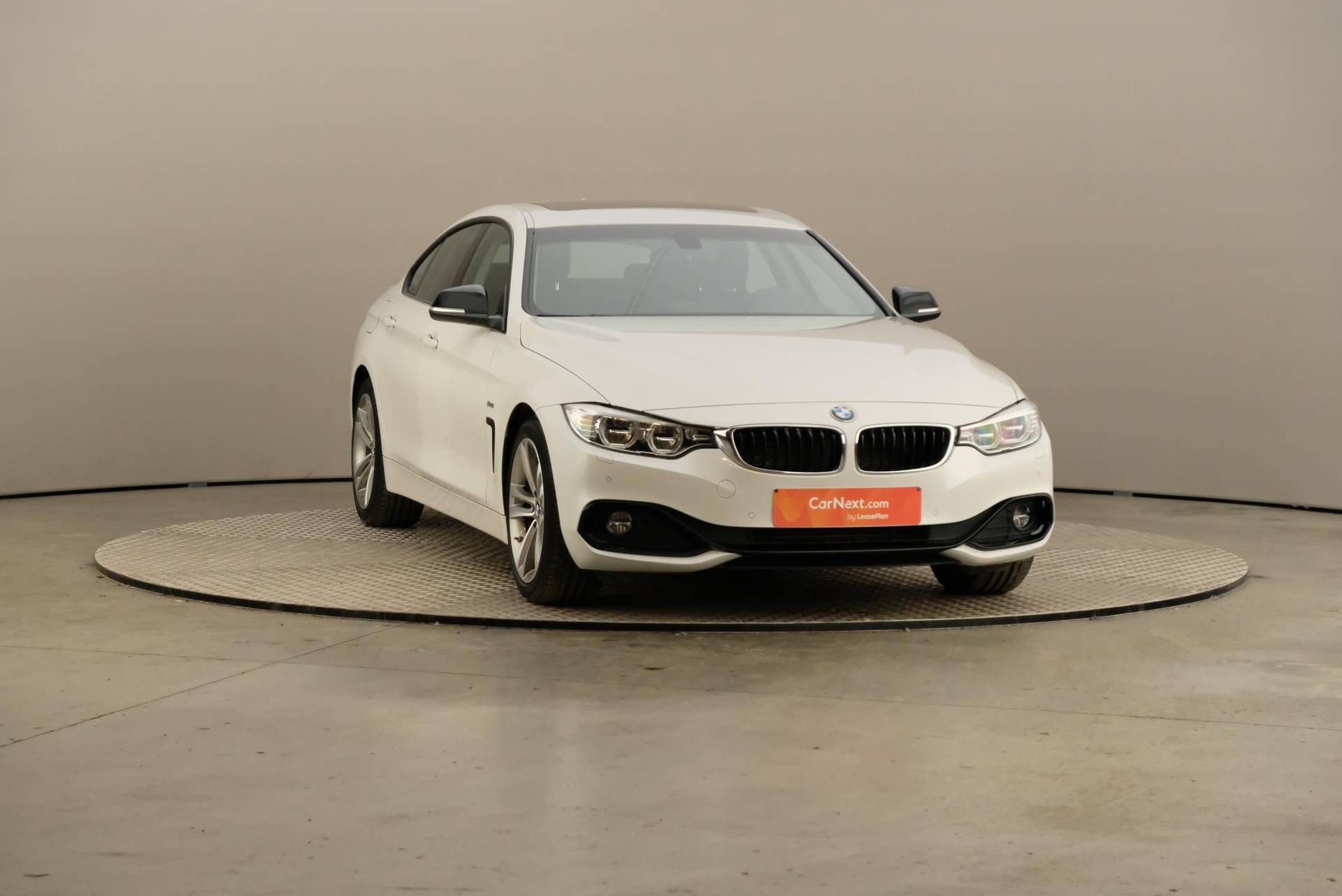 BMW 4 gran coupé 420 dA SPORT LINE LED GPS PROF PDC OPEN DAK/TO HARMAN KARDON, 360-image30