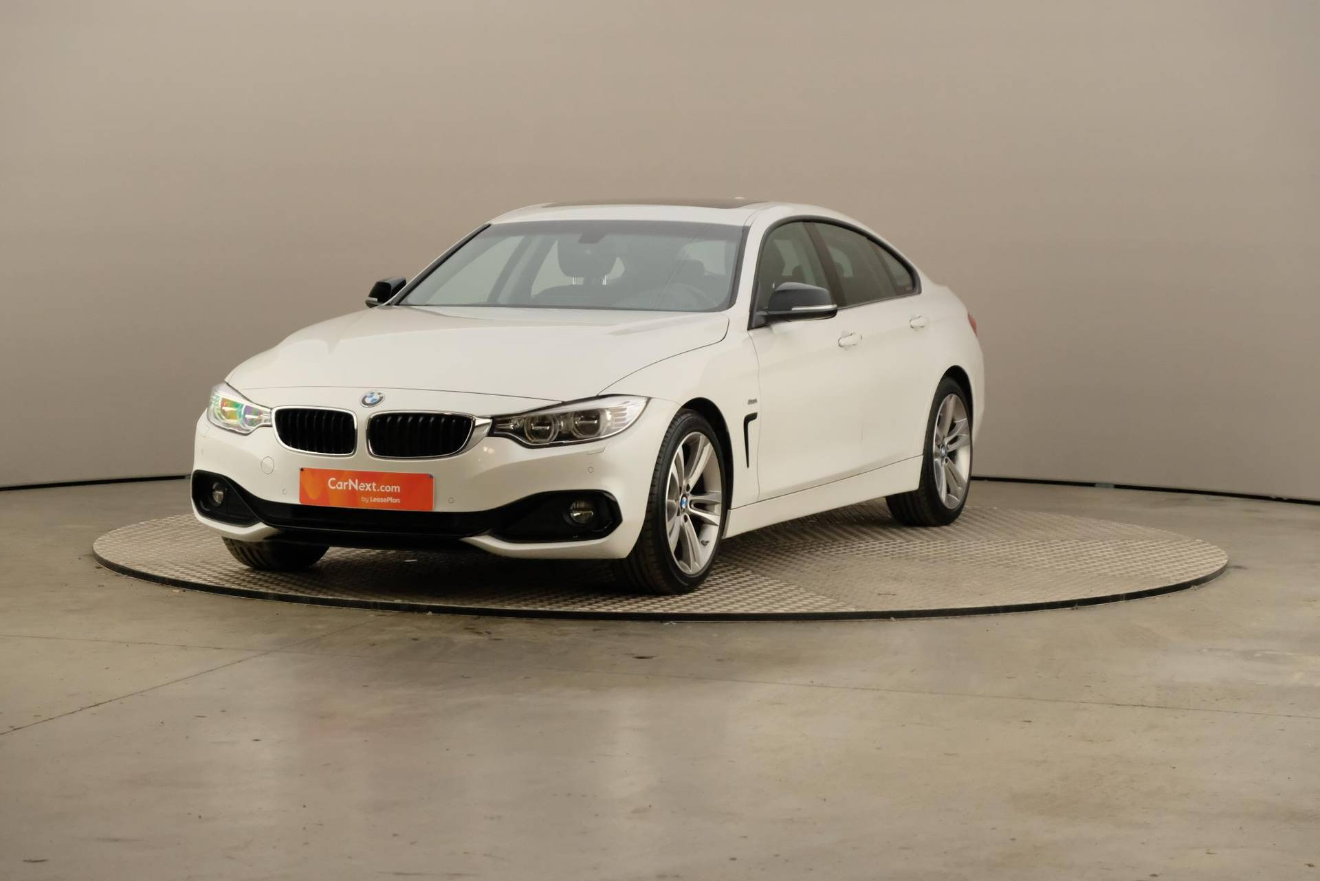 BMW 4 gran coupé 420 dA SPORT LINE LED GPS PROF PDC OPEN DAK/TO HARMAN KARDON, 360-image34