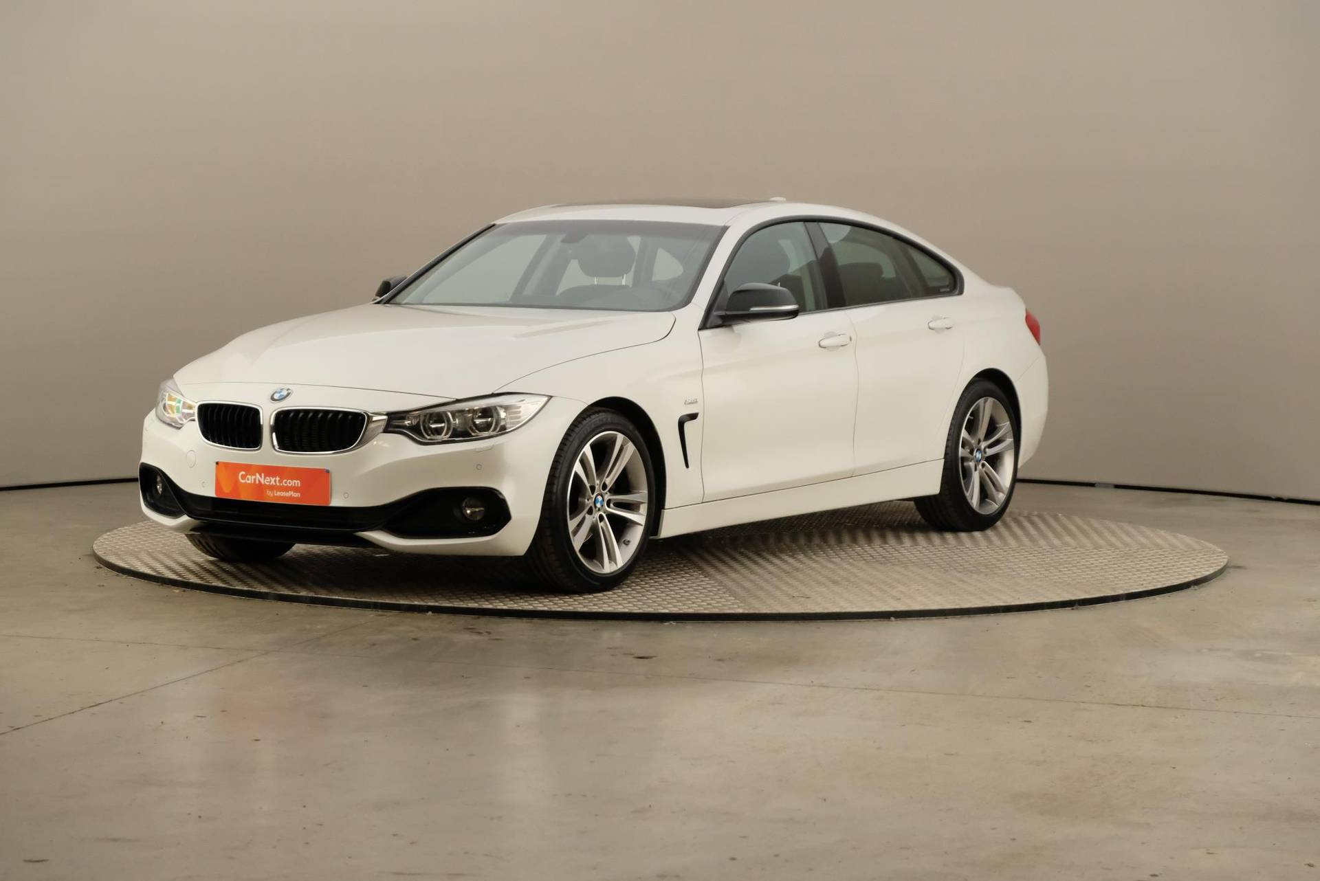 BMW 4 gran coupé 420 dA SPORT LINE LED GPS PROF PDC OPEN DAK/TO HARMAN KARDON, 360-image35