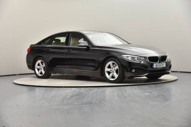 BMW 4 Serie 420d Gran Coupe-360 image-0