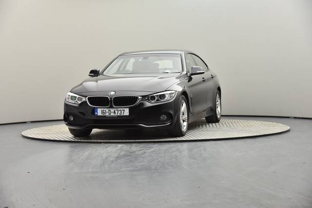 BMW 4 Serie 420d Gran Coupe-360 image-6