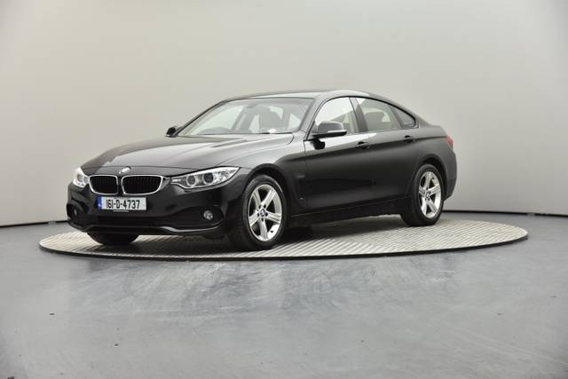BMW 4 Serie 420d Gran Coupe-360 image-8