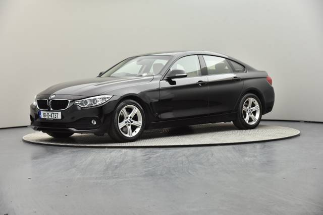 BMW 4 Serie 420d Gran Coupe-360 image-9