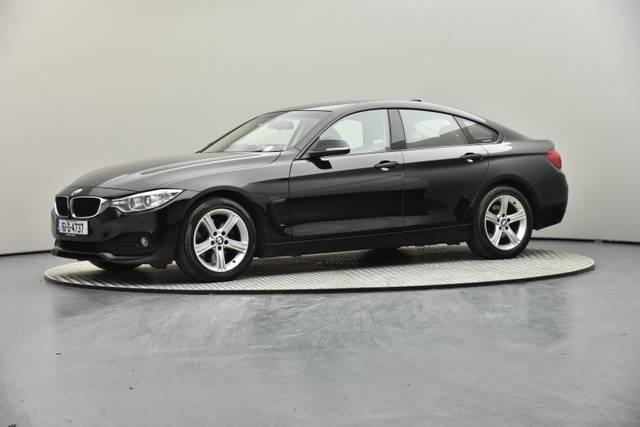 BMW 4 Serie 420d Gran Coupe-360 image-10