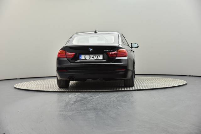 BMW 4 Serie 420d Gran Coupe-360 image-23