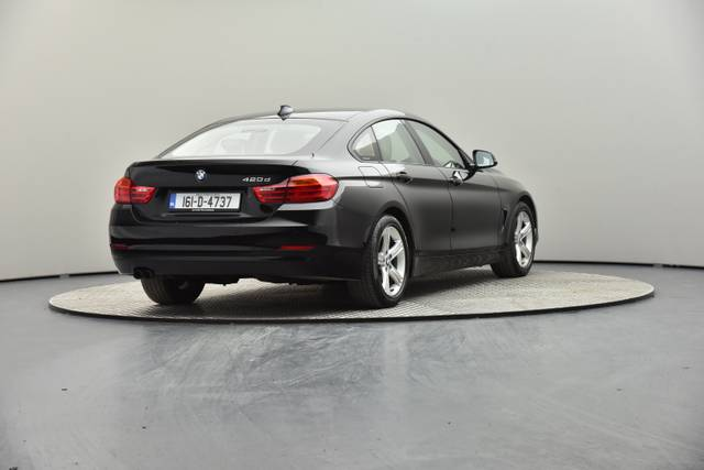 BMW 4 Serie 420d Gran Coupe-360 image-25