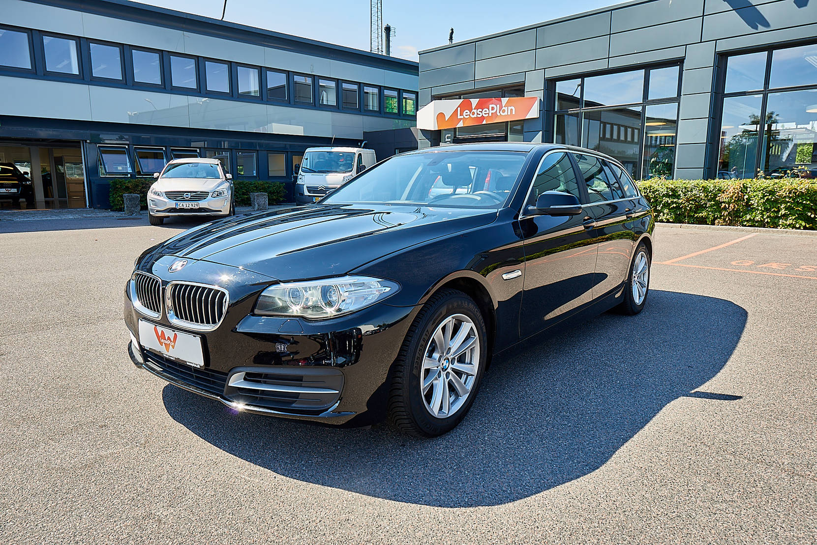 BMW 5 Serie 520d Touring detail1
