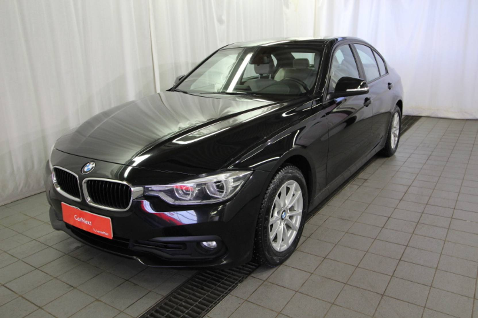 BMW 3 Serie 316d Business detail1