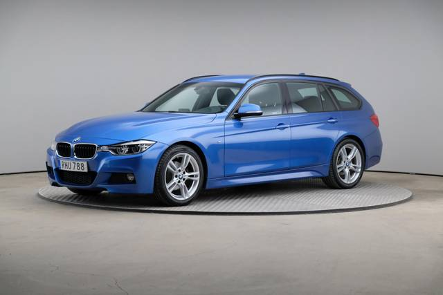 BMW 3 Serie 320d M-Sport Touring-360 image-0