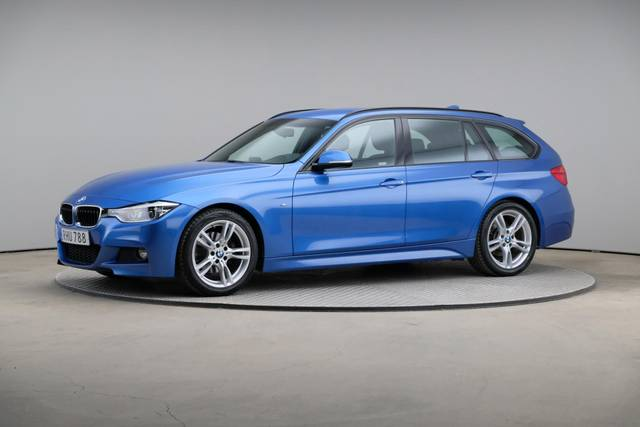 BMW 3 Serie 320d M-Sport Touring-360 image-1