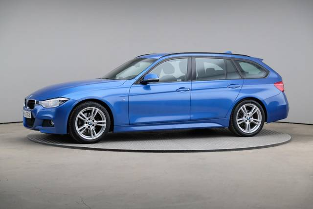 BMW 3 Serie 320d M-Sport Touring-360 image-2