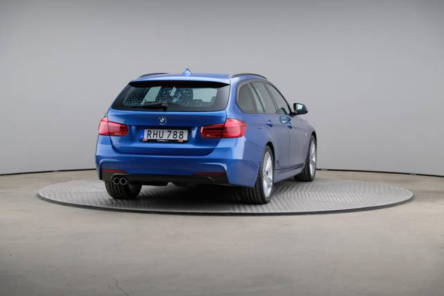 BMW 3 Serie 320d M-Sport Touring-360 image-15