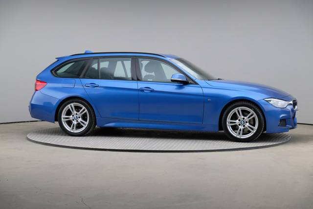 BMW 3 Serie 320d M-Sport Touring-360 image-24