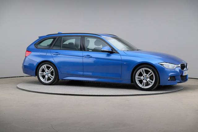 BMW 3 Serie 320d M-Sport Touring-360 image-25