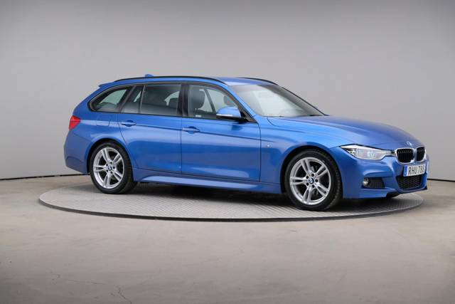 BMW 3 Serie 320d M-Sport Touring-360 image-26