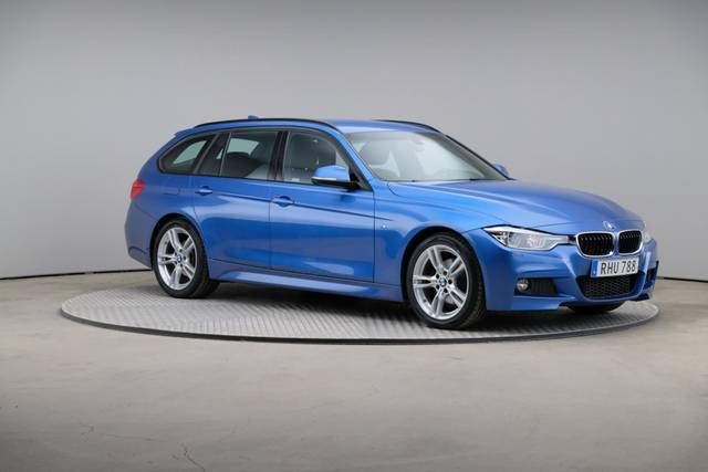 BMW 3 Serie 320d M-Sport Touring-360 image-27