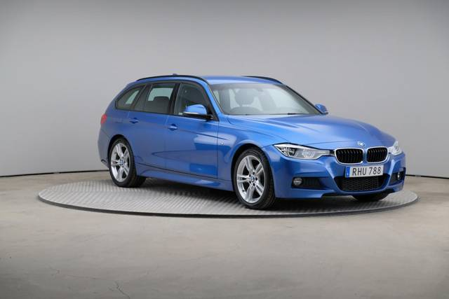 BMW 3 Serie 320d M-Sport Touring-360 image-28