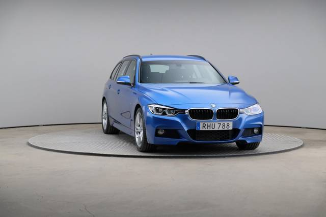 BMW 3 Serie 320d M-Sport Touring-360 image-30