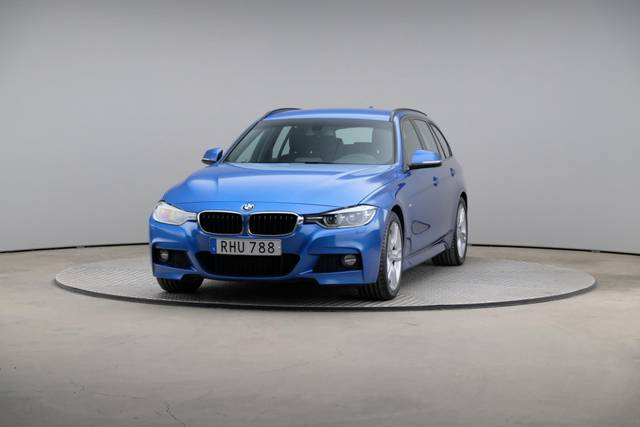 BMW 3 Serie 320d M-Sport Touring-360 image-33