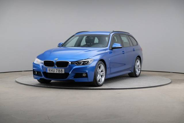BMW 3 Serie 320d M-Sport Touring-360 image-34
