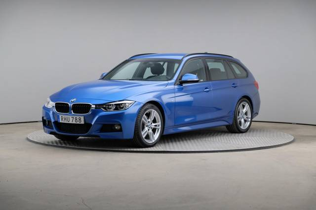 BMW 3 Serie 320d M-Sport Touring-360 image-35