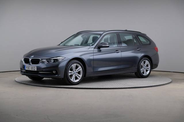 BMW 3 Serie 320d xDrive Sport Line Drag-360 image-0