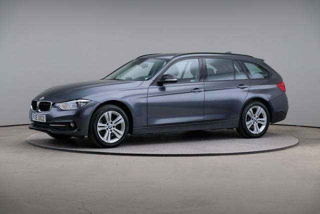 BMW 3 Serie 320d xDrive Sport Line Drag-360 image-1